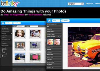 Retouchez gratuitement vos photos en ligne avec befunky.com