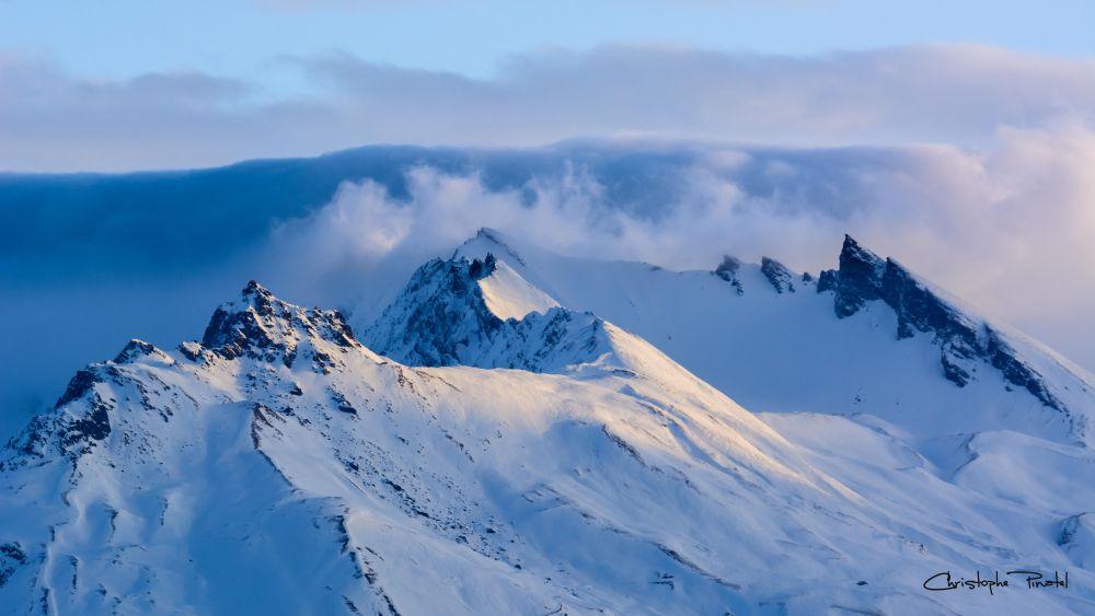 La montagne s'eveille
