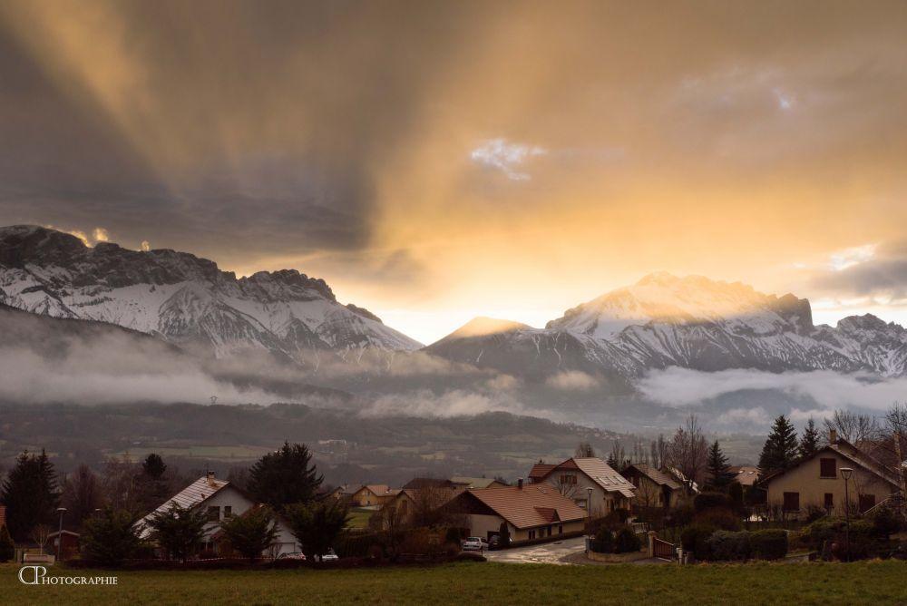Une vallée lumineuse